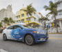 SRP Shoots Ford's Self Driving Car in Miami
