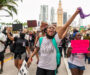 Miami Black Lives Matter Protest, June 2020