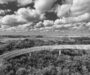 Everglades Vista, Shark Valley Observation Tower, Concrete.Miami purchased by the Miami International Airport Art Collection